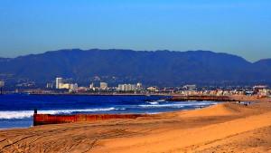 Dockweiler Beach Westchester CA