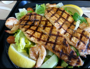 Baja Fish Grill Fresh and Delicious