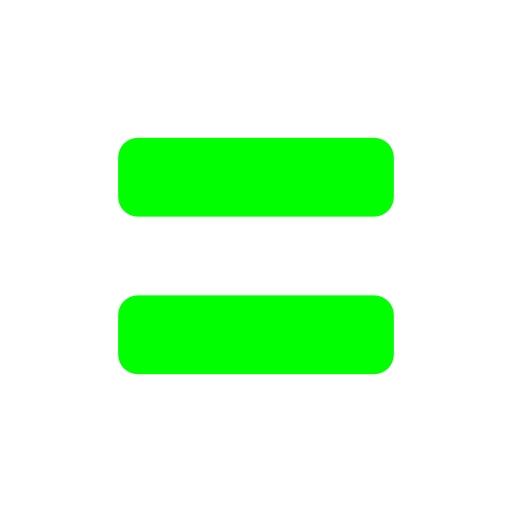 equal sign