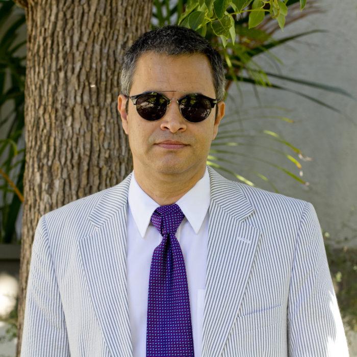 blue-striped-blazer-jinseyewear-trinity-necktie