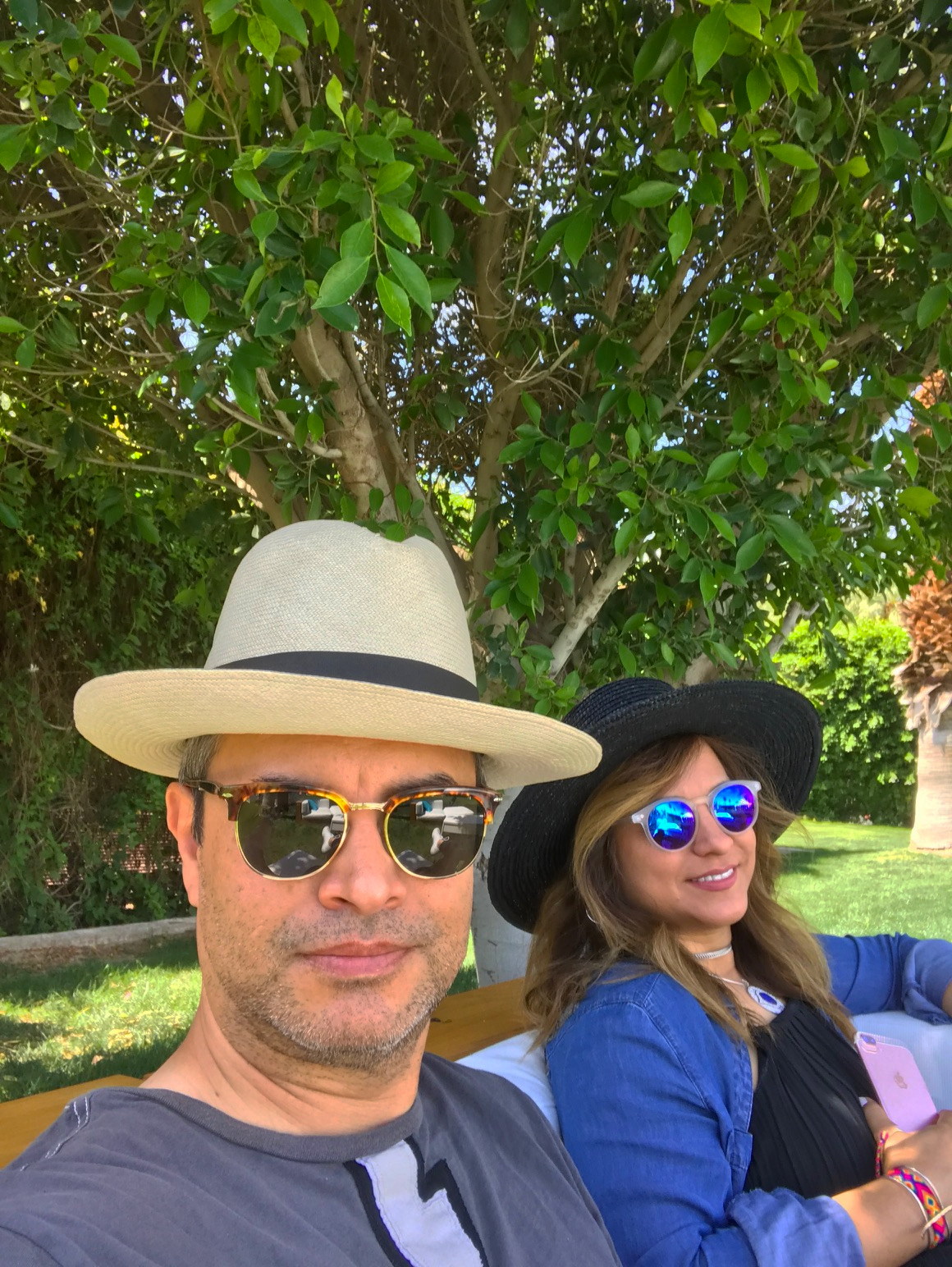Rossana & Douglas in Coachella, best of 2017