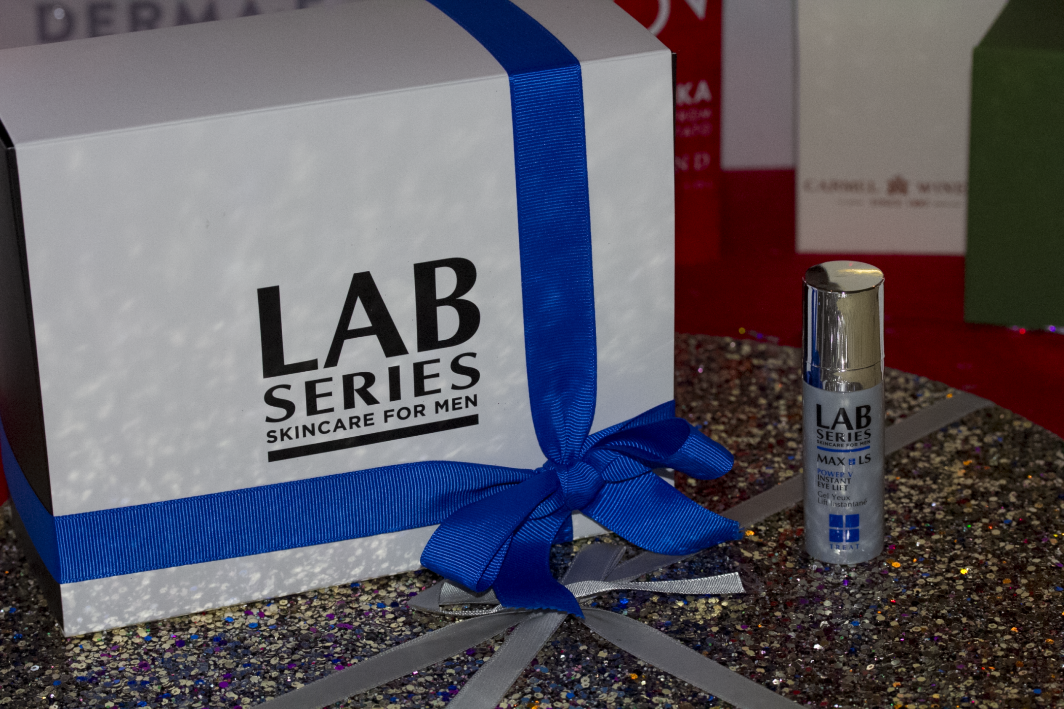 LAB Series skincare for men holiday gift guide