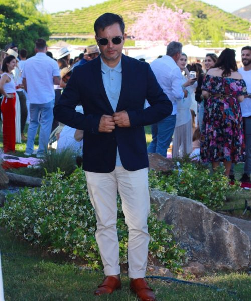 2018 Father's Day Ben Sherman outfit