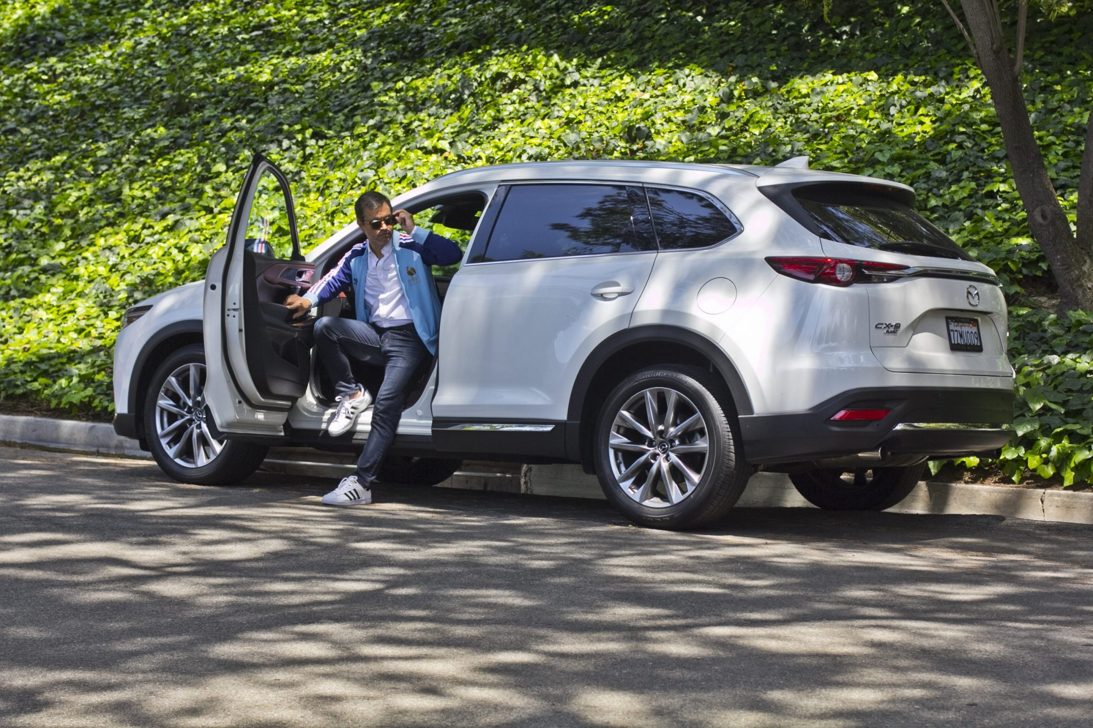 Mazda CX-9 SUV for Father's Day 2018