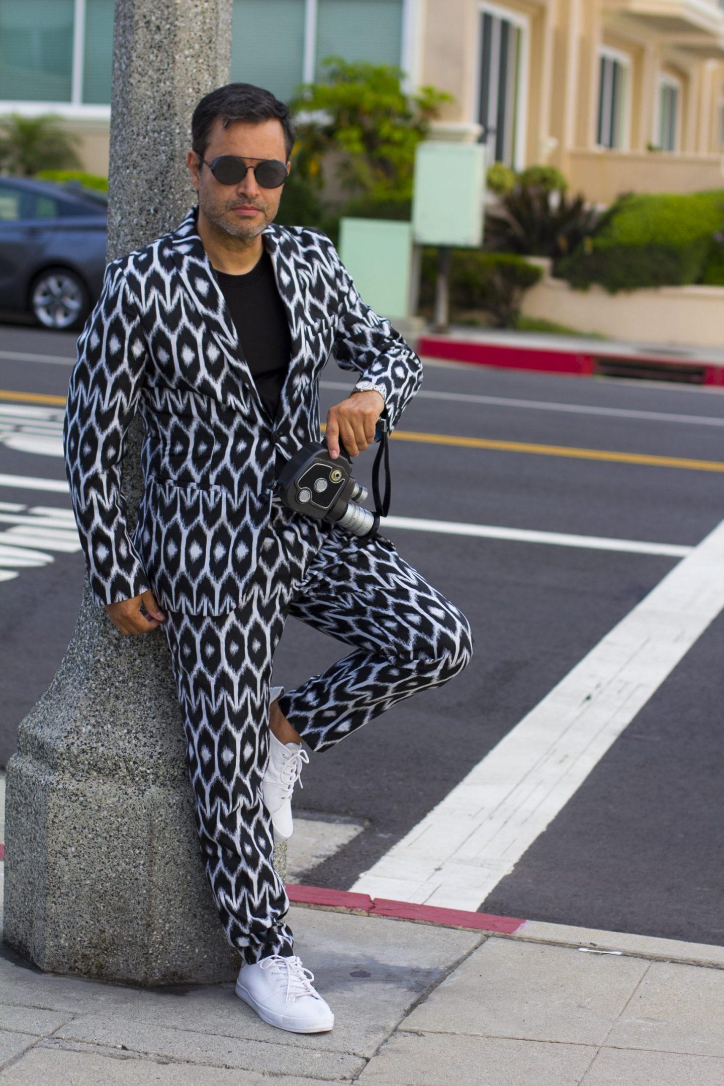 Mr. Turk men's suit how to wear it