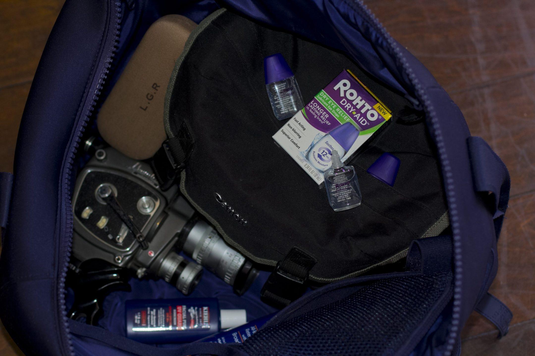 My Road Trip Essentials