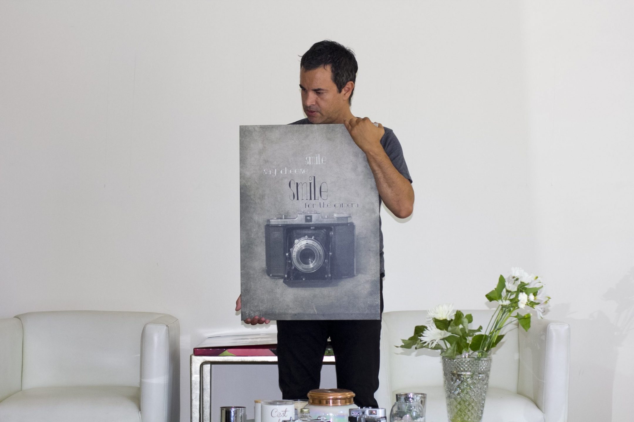 Unboxing my Displate wall art review