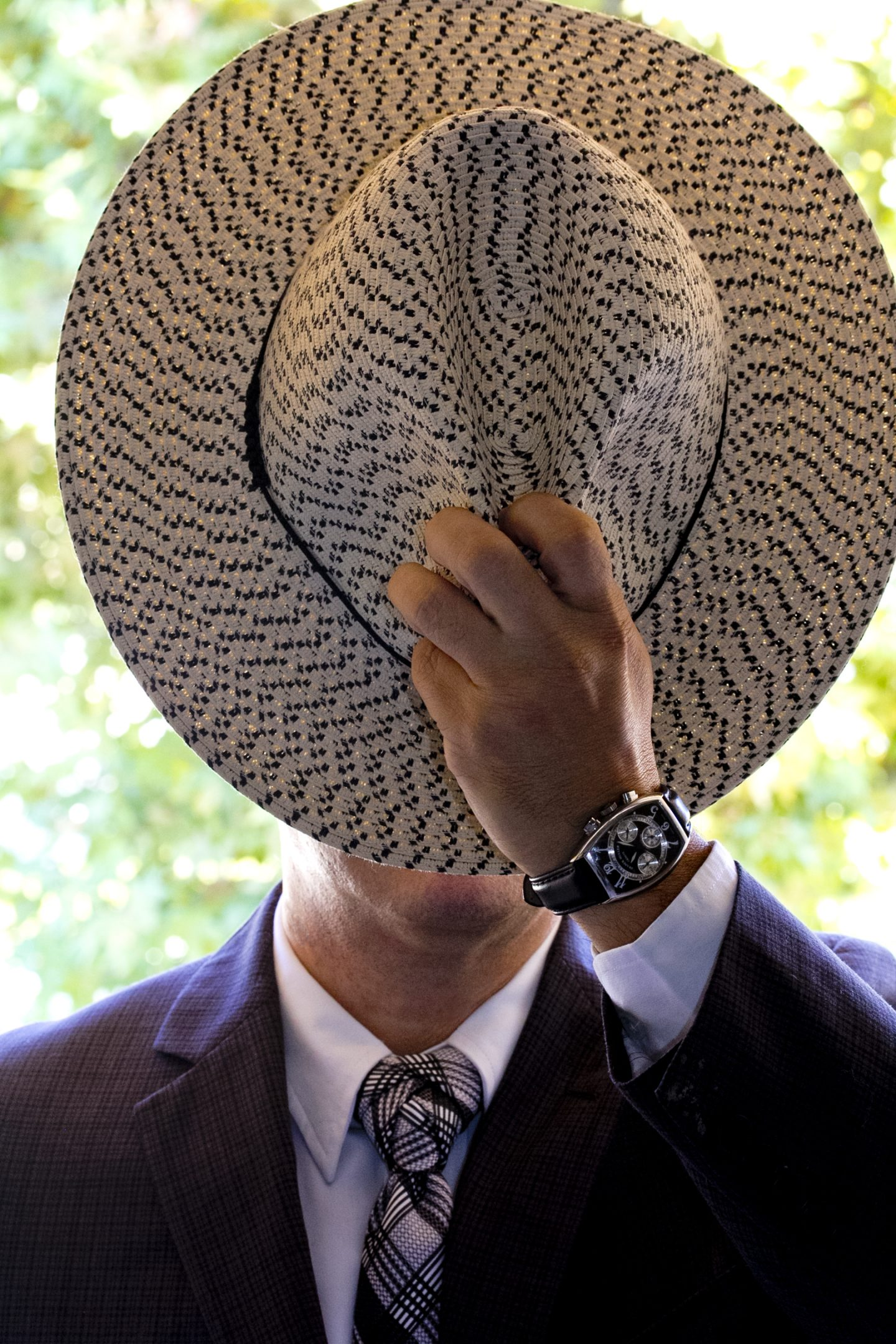 Hats men's blogger