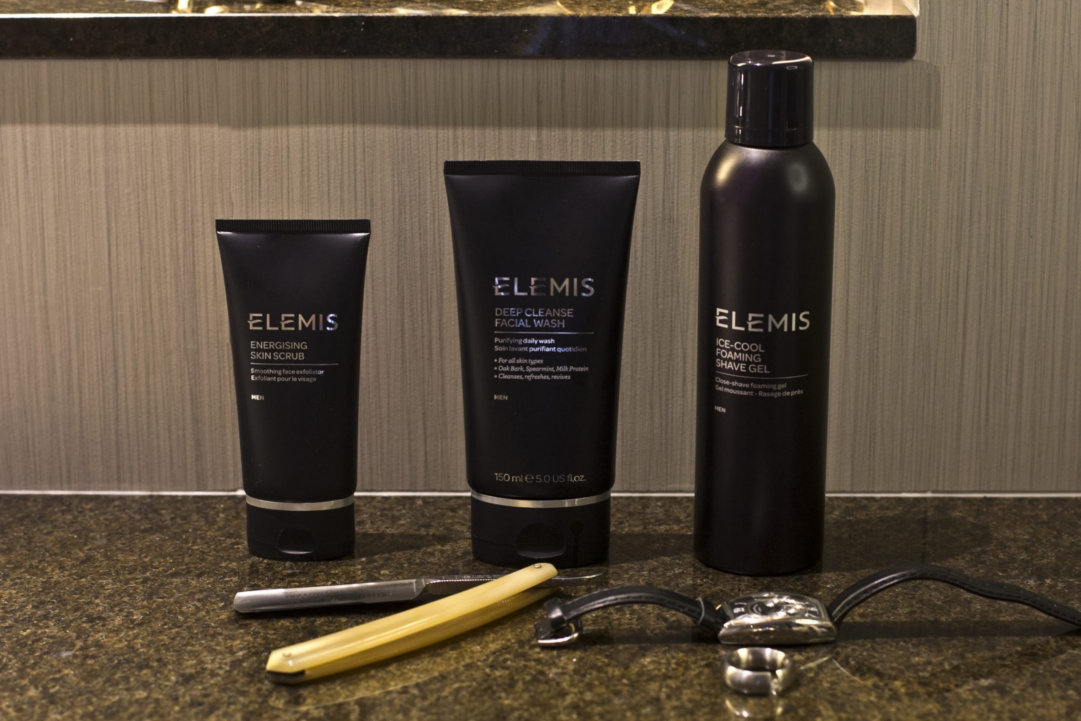 My 10 Favorite Men's Beauty Products