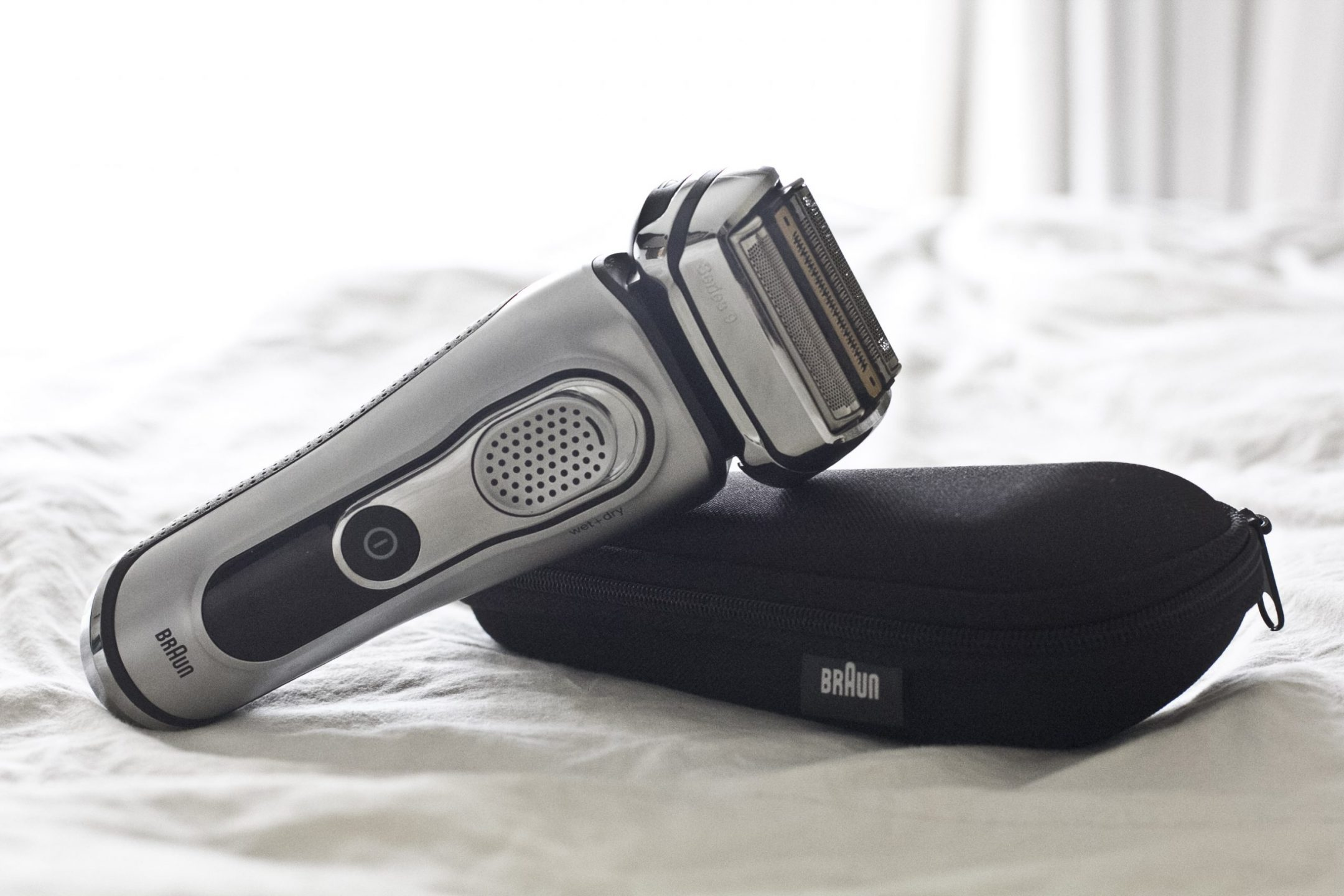Father's Day gift guide Braun 9290cc Wet & Dry electric shaver