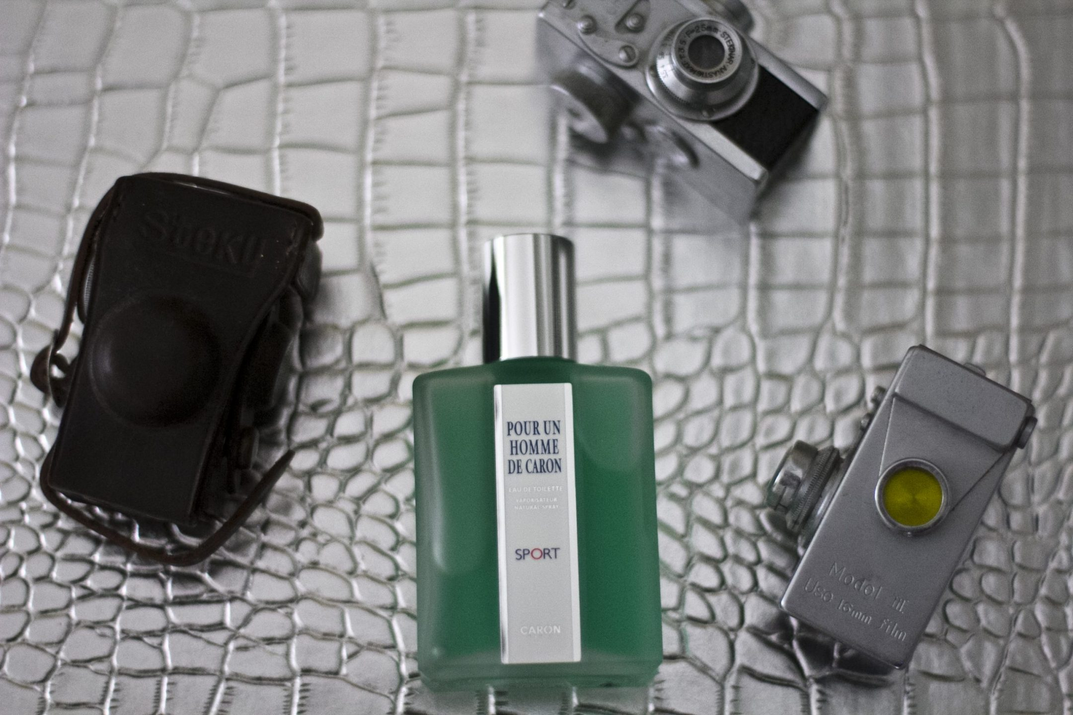 Father's Day gift guide Caron Pour Un Homme Sport cologne
