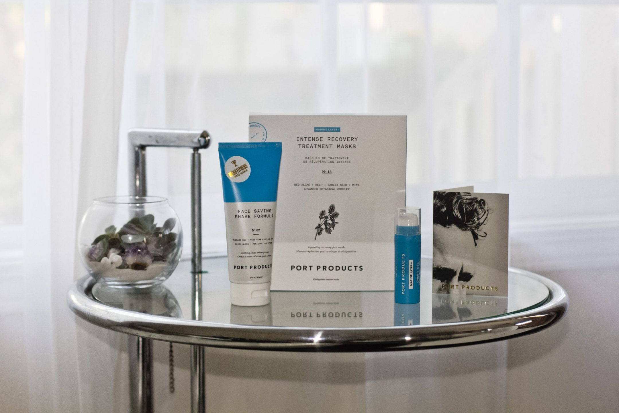 Port Products skin care for dad 2018