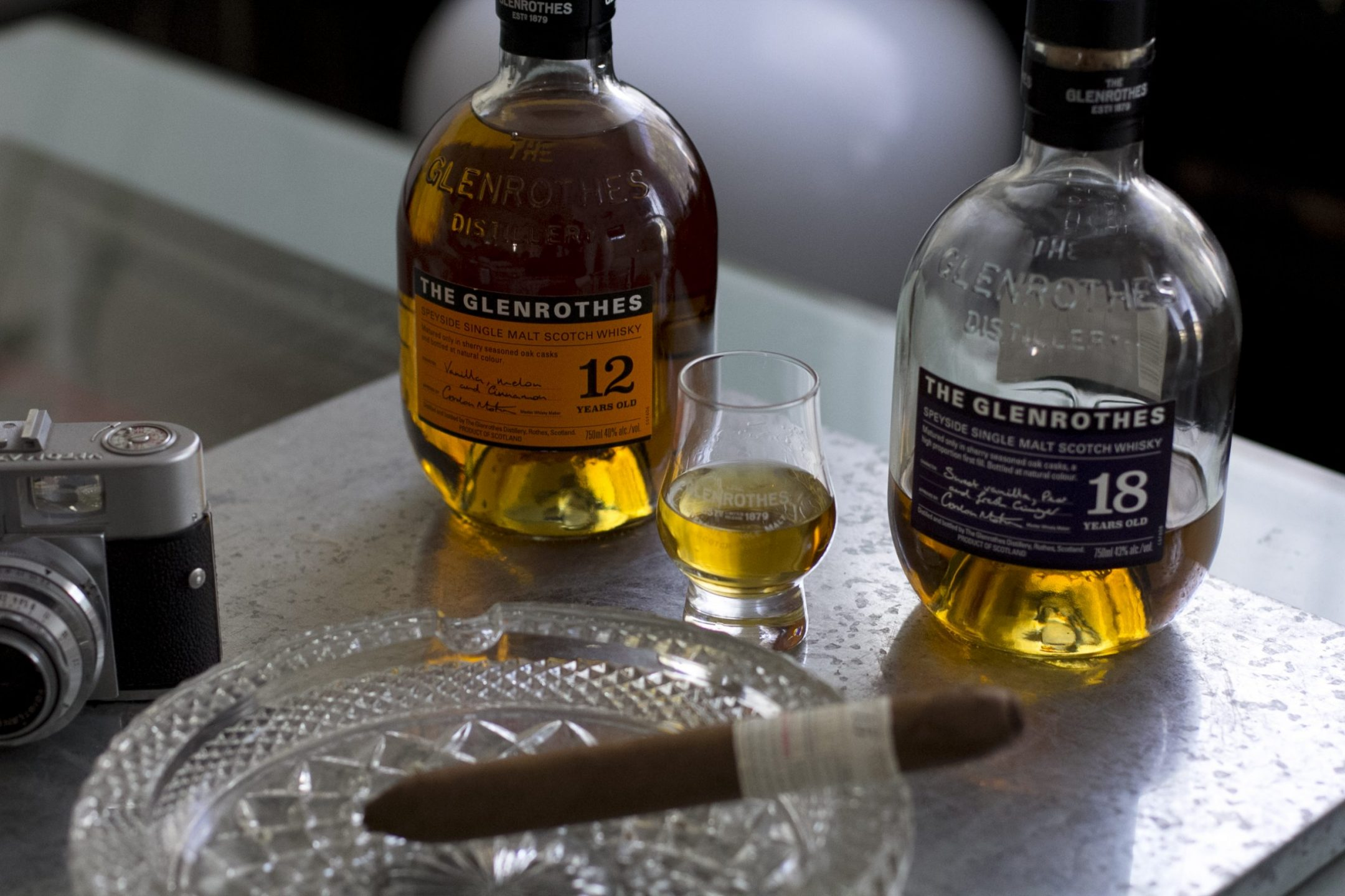 The Glenrothes Soleo Collection Review