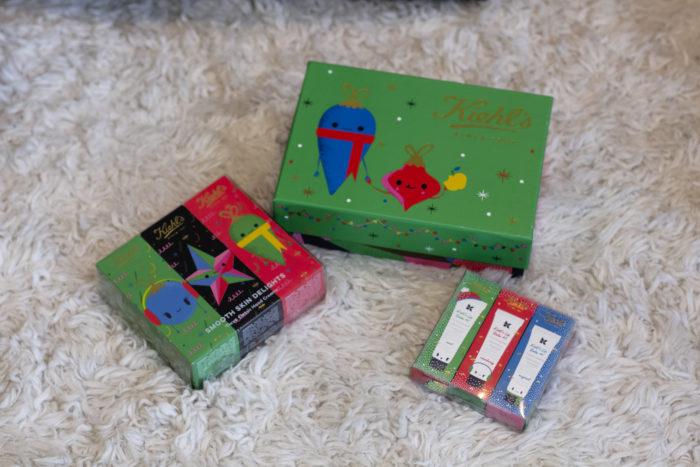 Bannecker Limited Edition Kiehl's gift set