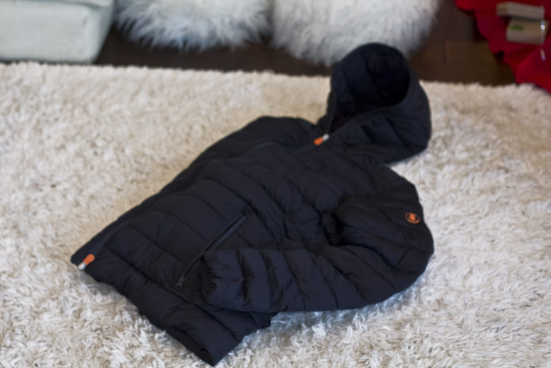Save The Duck Sold Hooded Jacket