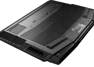 zTecpc Clevo X-170SM-G bottom view